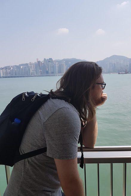 Første indtryk af Hong Kong!