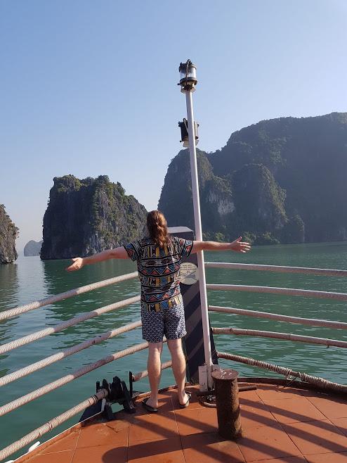 En tur i eventyrland – Halong Bay
