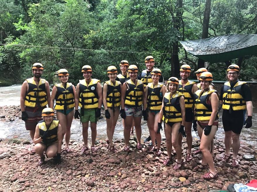 Adventure Phong Nha Backpacking Rejseblog Vietnam Asien Nationalpark