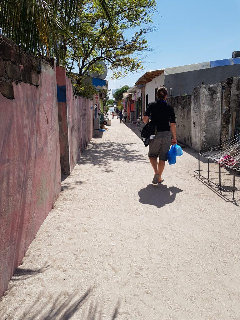Maldiverne Backpacking Maldives Rejse Ferie