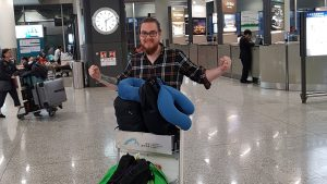 Tips og tricks: Proof of onward travel