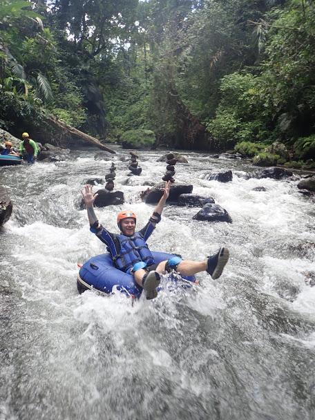 Indonesia Bali Tubing River
