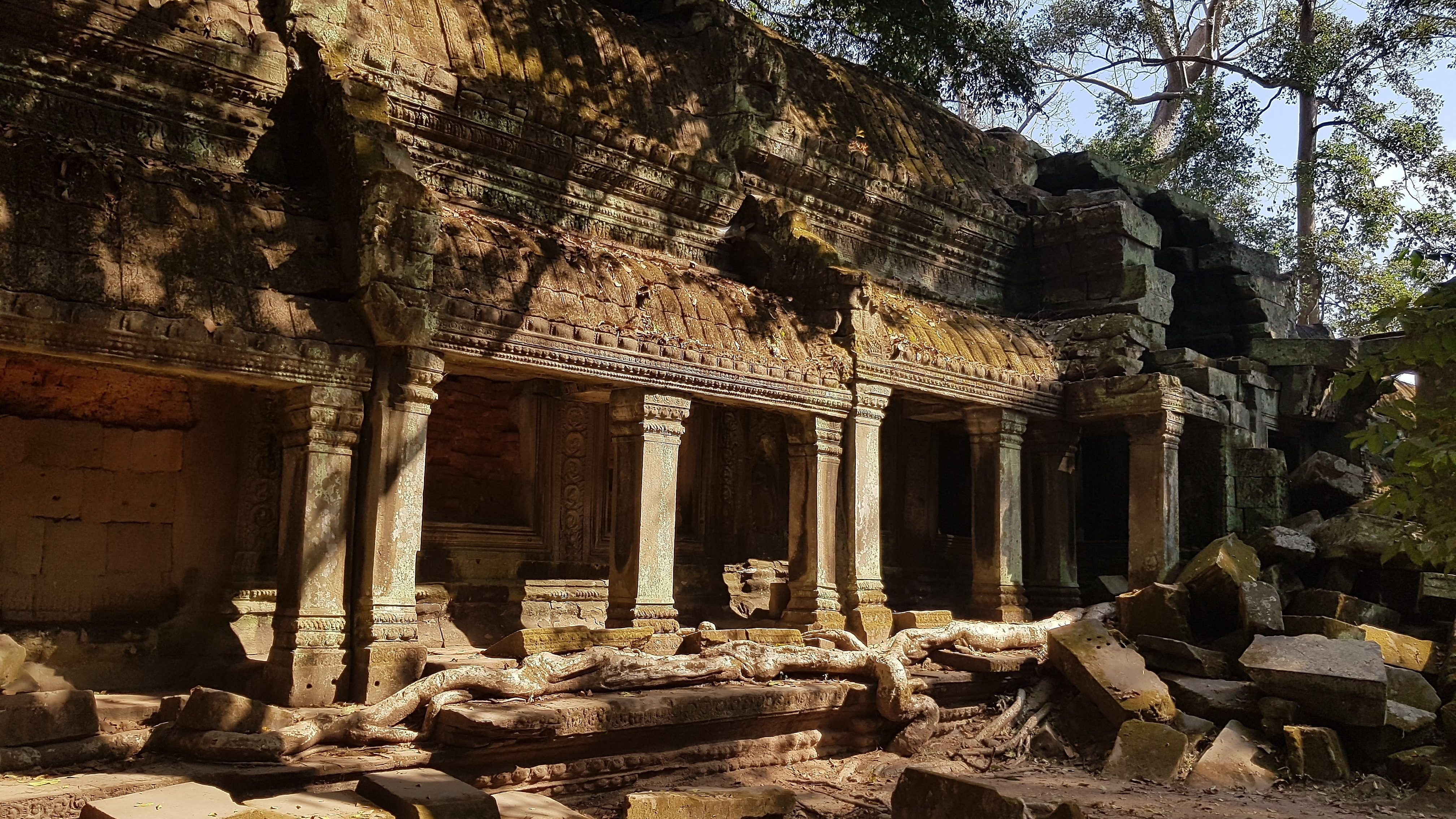 Angkor Wat og fototid