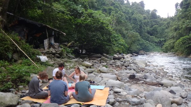 Bukit Lawang Hike Indonesia Sumatra