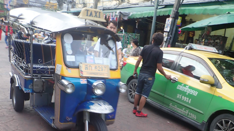 Rejsebudget i Thailand!